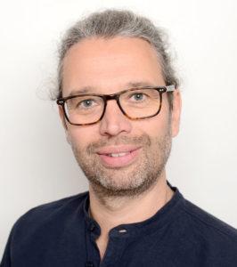 Portrait Andreas Buhr 2018
