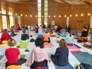 Yogalehrausbildung BDY/EYU